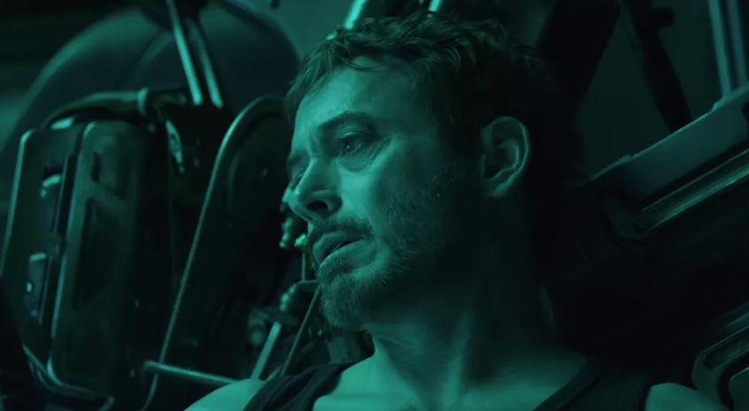 Avengers: Endgame Theory Tony Stark Thanos Ultron