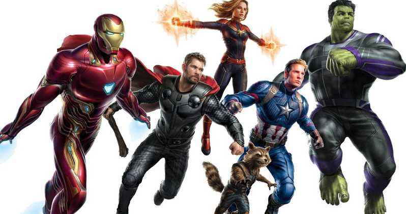 Photo of New Report Suggests That Avengers 4 Marketing Will Not Include Dead Characters