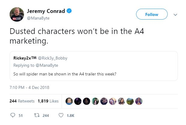 Avengers 4 Marketing