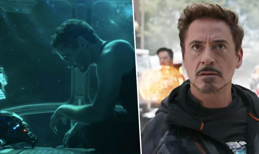 Avengers: Endgame Tony Stark NASA Robert Downey Jr.