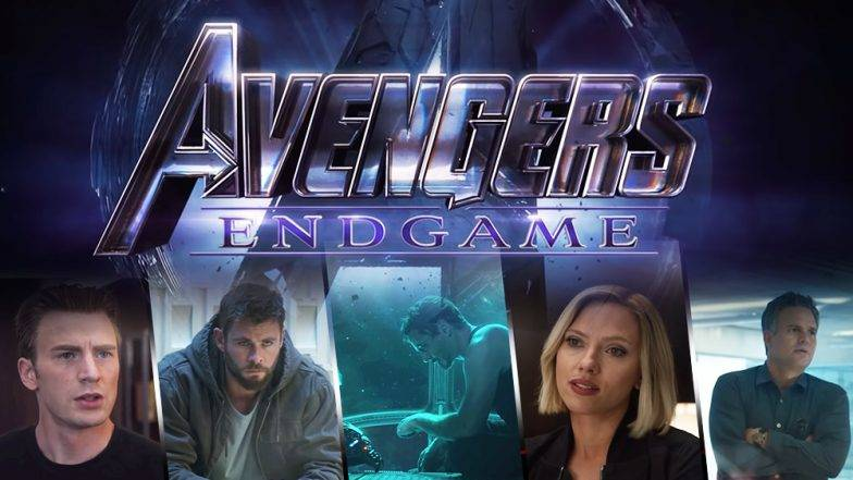 Avengers: Endgame Trailer Snap Survivors