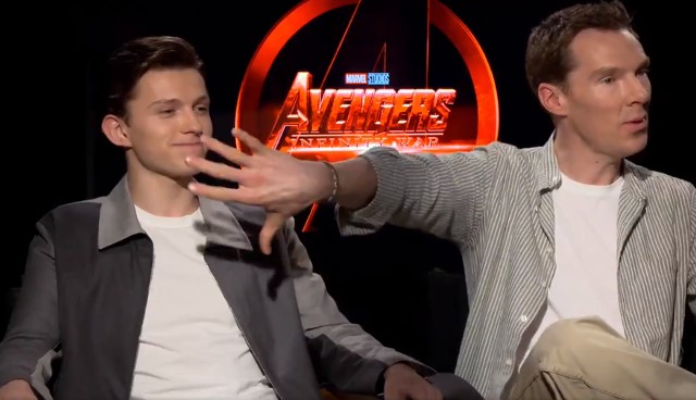 Tom Holland Marvel