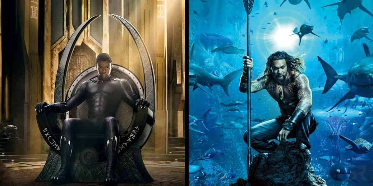 Photo of Aquaman vs Black Panther – Battle of The Kings