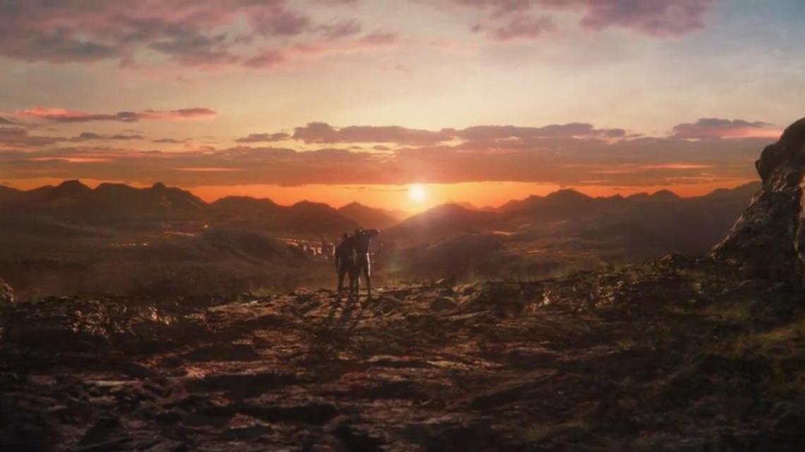 Avengers: Infinity War Theory Wakanda Titan