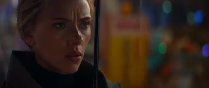 Avengers: Endgame Trailer Black Widow