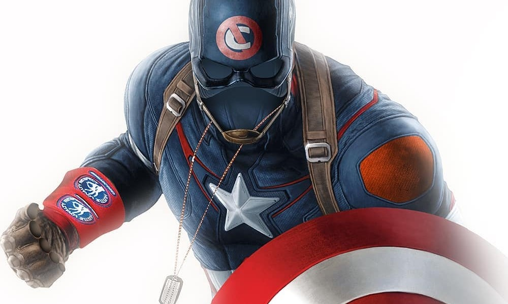 John Cena Next Captain America