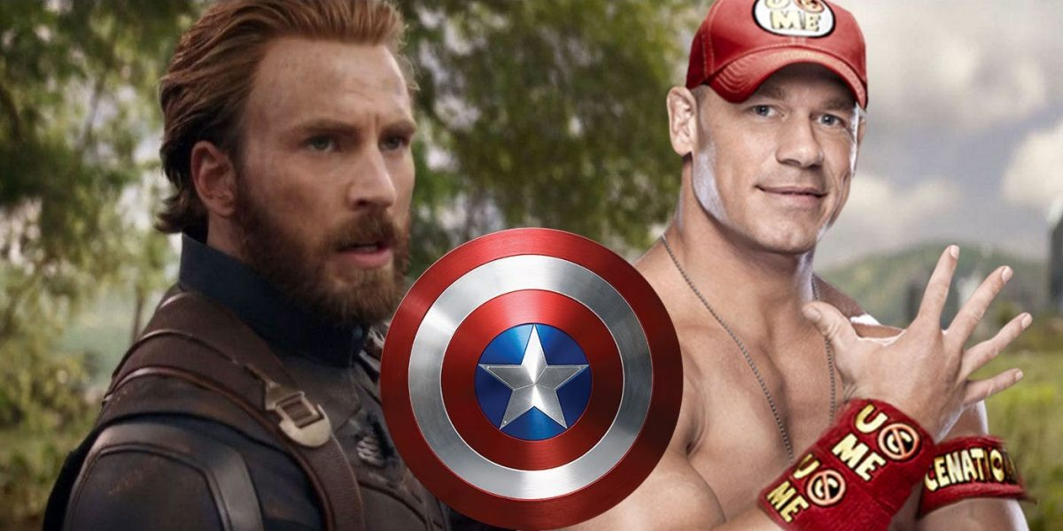 Photo of John Cena Reveals Whether He Will Be the Next Captain America