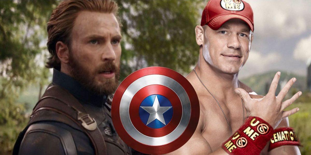 John Cena Next Captain America