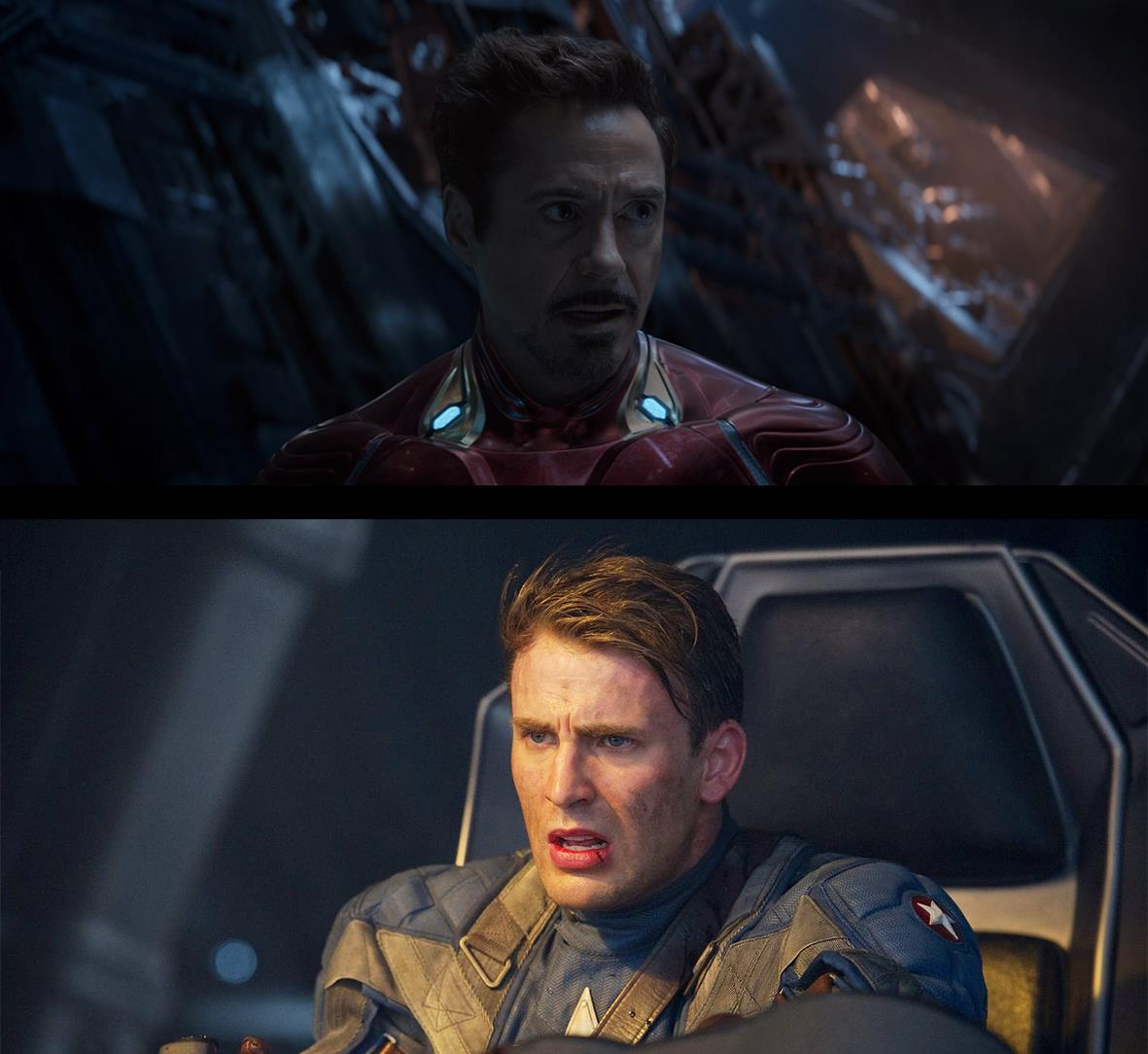 Avengers: Endgame Theory Age of Ultron Steve Tony