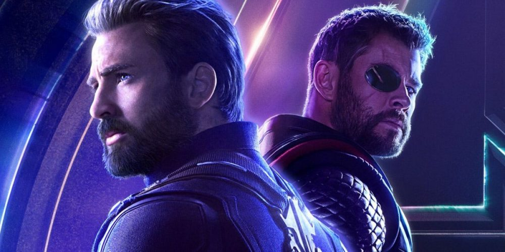 Photo of The Avengers Choose Who's Got The Better Beard – Thor or Captain America