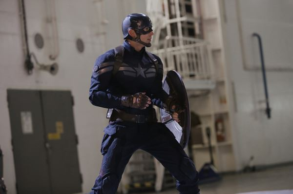 Avengers: Endgame Captain America Suit The First Avenger