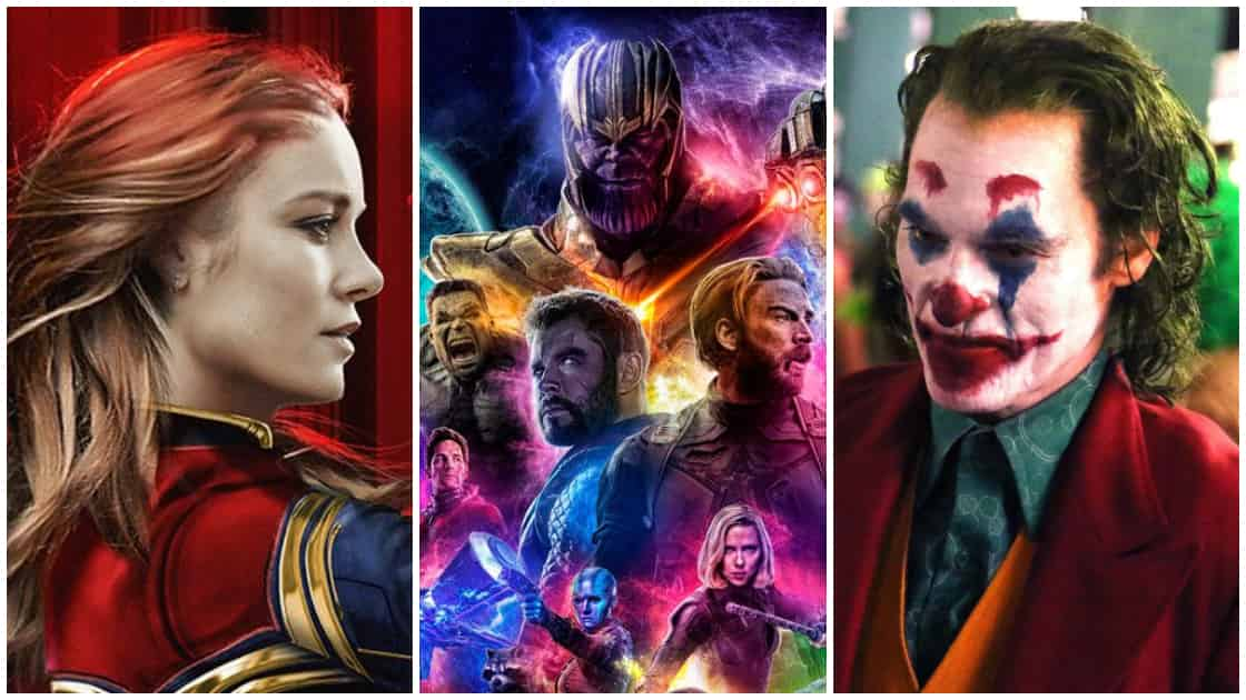 Superhero Movies Coming Out in 2019