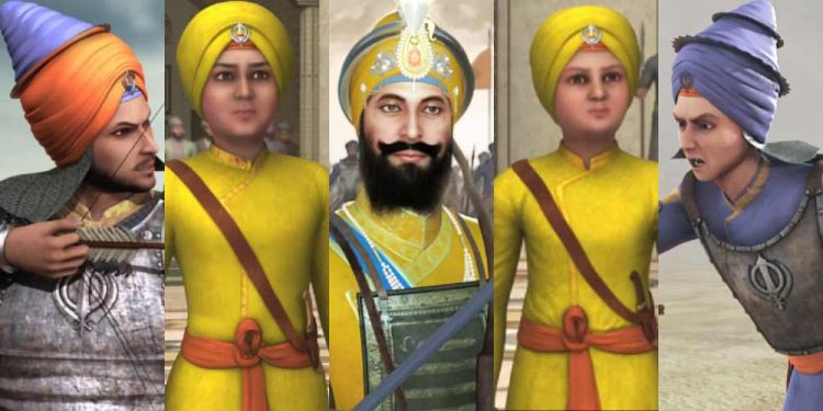 Chaar Sahibzaade Full Movie Download 720p Hd