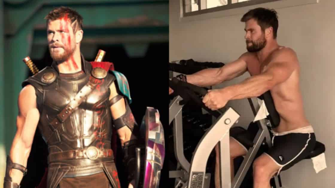 Photo of 'Avengers: Endgame' Star Chris Hemsworth Shares His Leg Burner Workout Routine