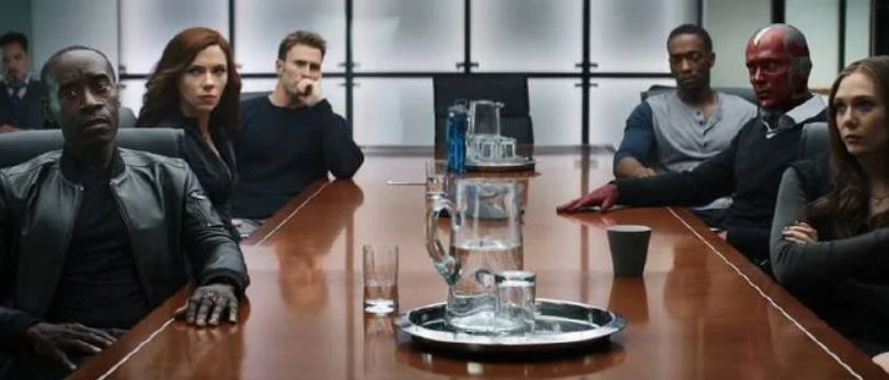 Infinity War Civil War Marvel