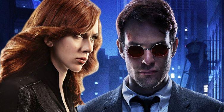 Daredevil Black Widow Movie