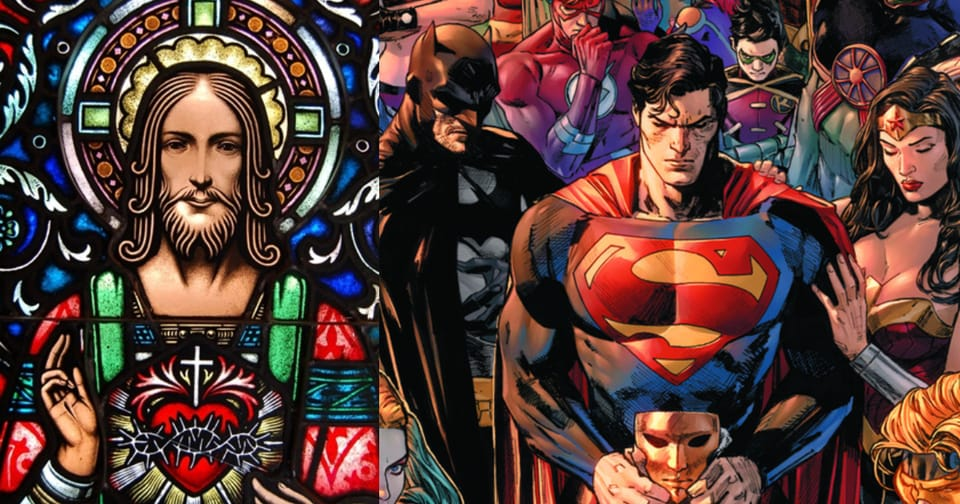 Photo of DC Comics Update: Jesus Christ Becomes DC's Newest Superhero