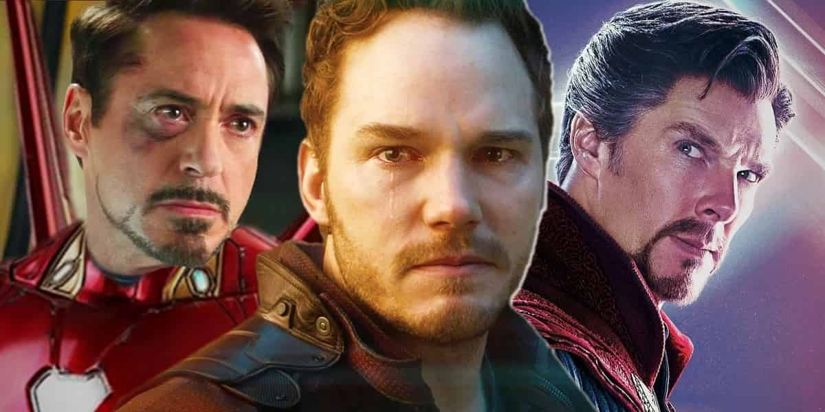 Avengers: Infinity War Star-Lord Russo Brothers