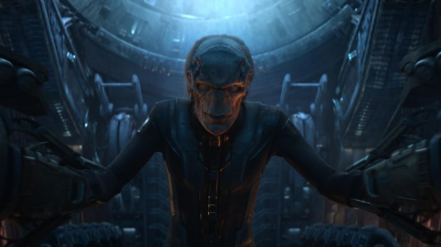 Photo of Avengers: Infinity War – Here's an Alternate More Vicious Look at Ebony Maw