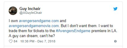 Deadpool Avengers: Endgame