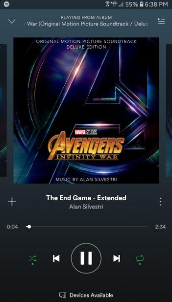 Avengers 4 Title Avengers: Infinity War Soundtrack Endgame