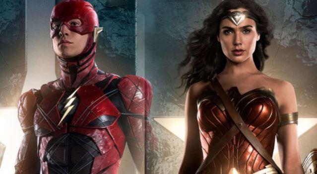 Aquaman Sequel The Flash Jason Momoa Wonder Woman