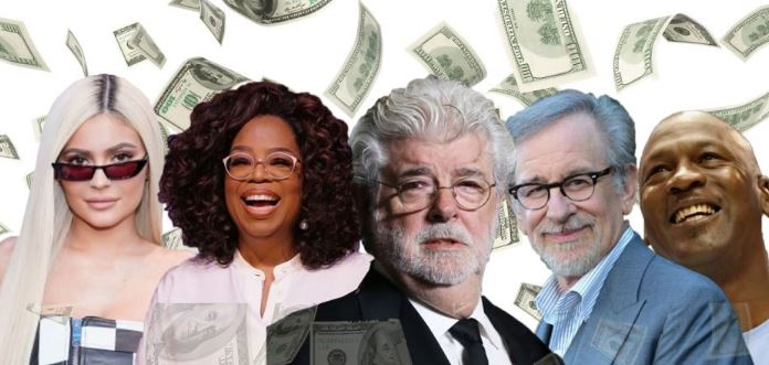 Star Wars George Lucas America's Richest Celebrity