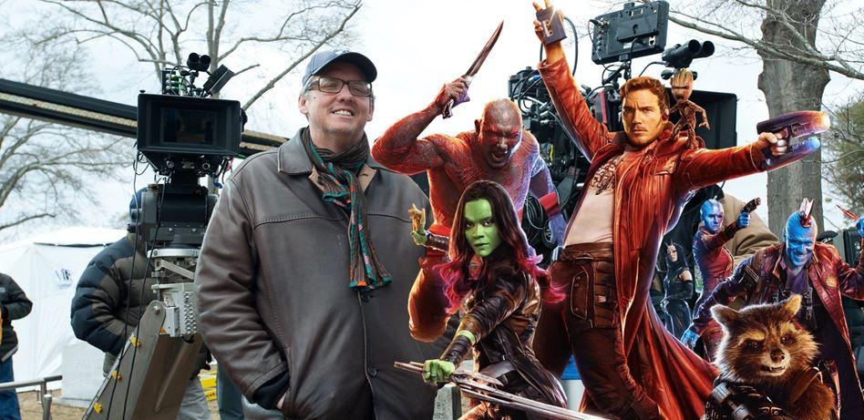 Guardians of the Galaxy Vol 3 Inhumans Ant-Man Writer Marvel