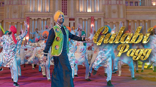 Gulabi Pagg Diljit Mp3 Download