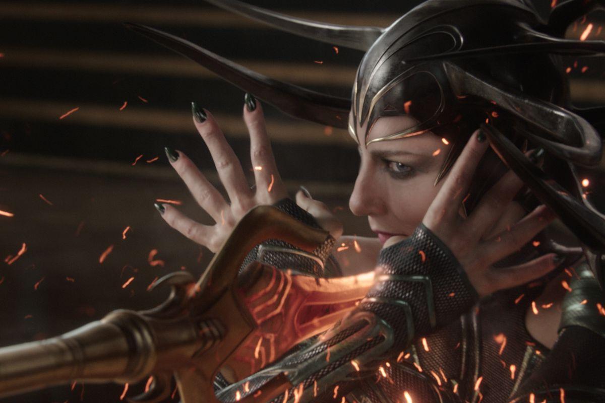 Avengers: Endgame Hela