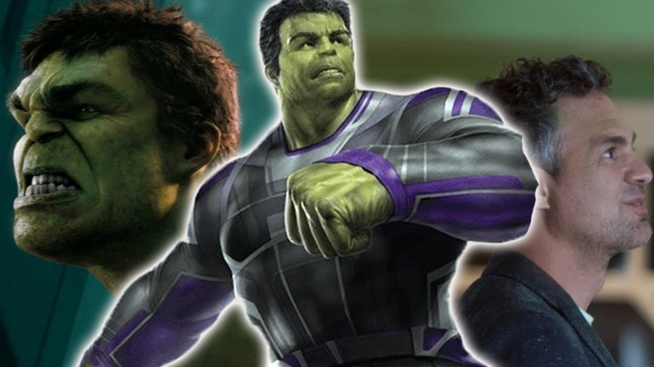 Photo of Avengers: Endgame – The First Official Look at Professor Hulk Revealed