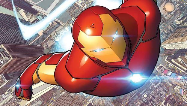 Robert Downey Jr.'s Iron Man Jason Momoa