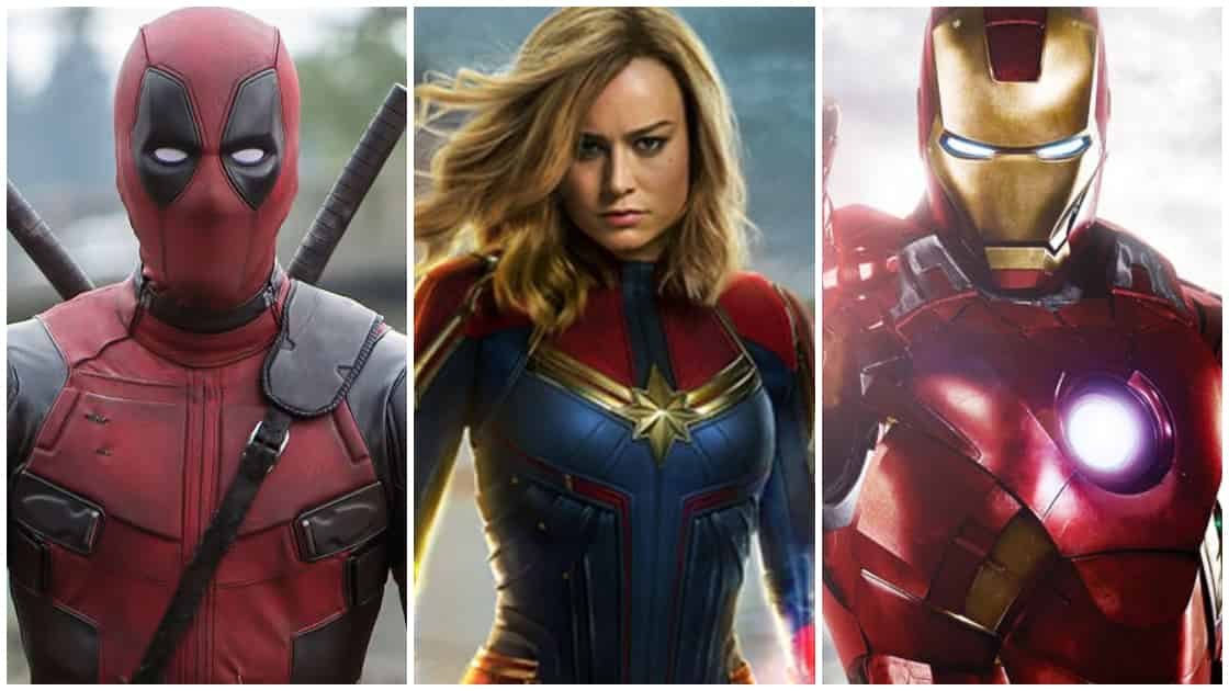 Photo of 10 Marvel Superheroes Captain Marvel Absolutely Hate