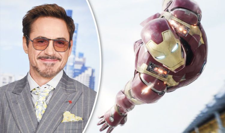 Photo of Robert Downey Jr. Wishes Marvel Fans Christmas in Iron Man Style