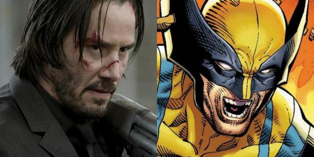 John Wick Wolverine