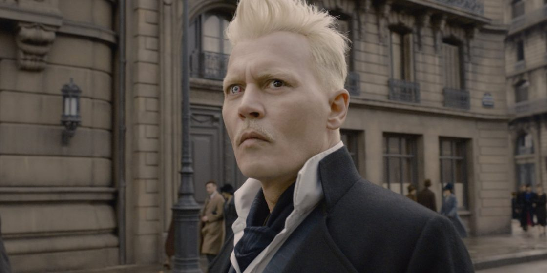 Fantastic Beasts 3 Johnny Depp