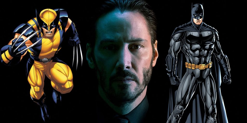 Keanu Reeves Cast as Wolverine
