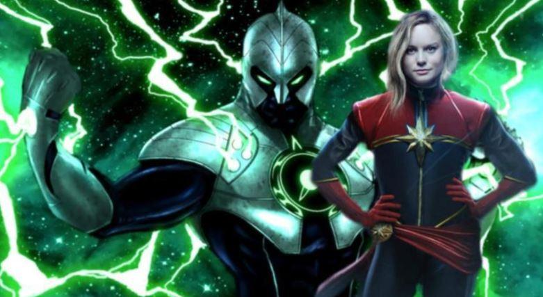 Captain Marvel Theory Supreme Intelligence