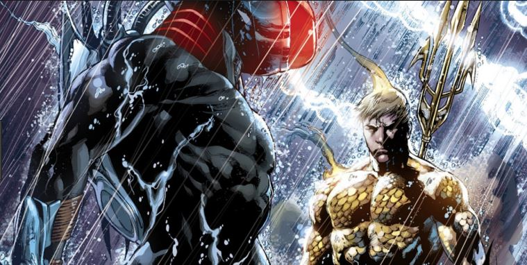 Aquaman New Gods Superman Villain