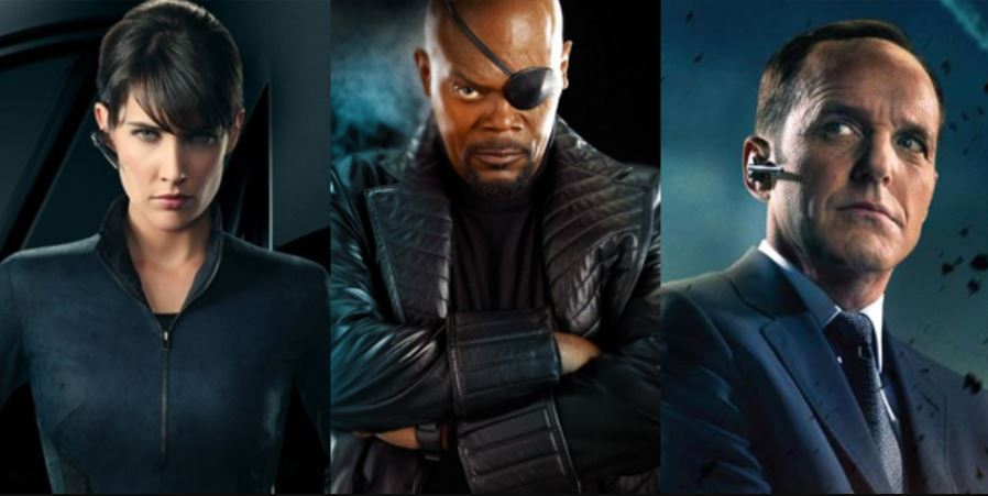 Nick Fury TV Series Marvel