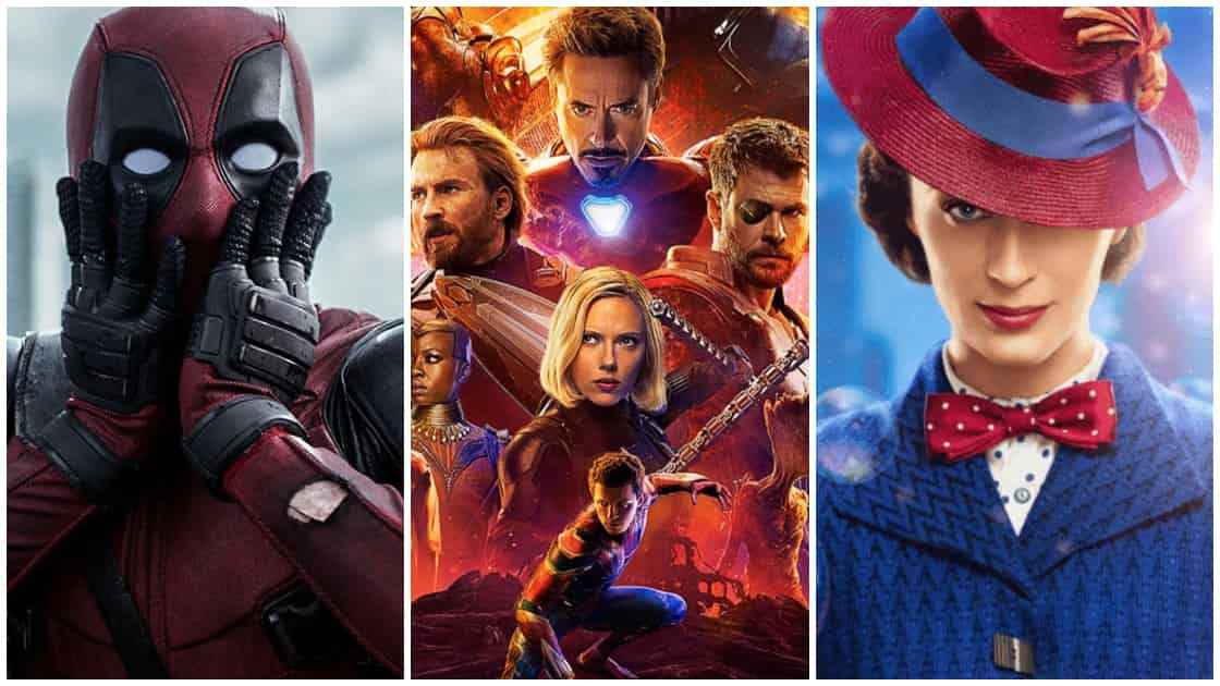 Top 10 Movies of 2018 QuirkyByte