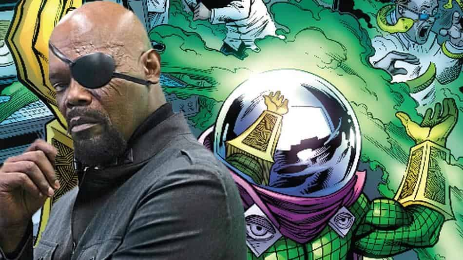 "Photo of Spider-Man: Far From Home – Mysterio Will Be a ""Good Guy"" Backed By Nick Fury"