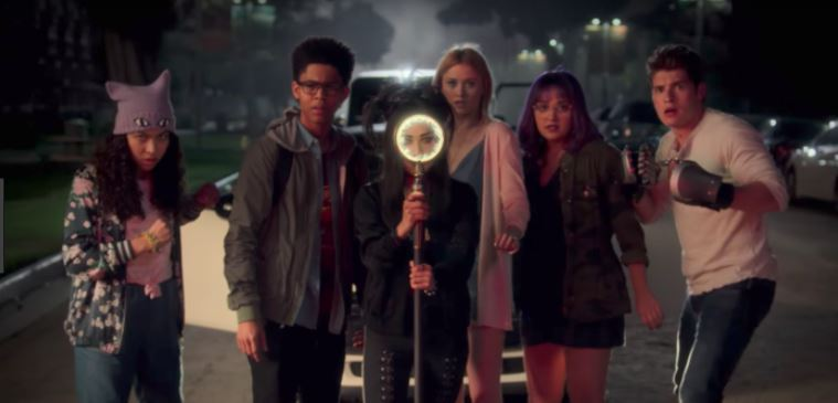Runaways Season 2 Trailer Doctor Strange