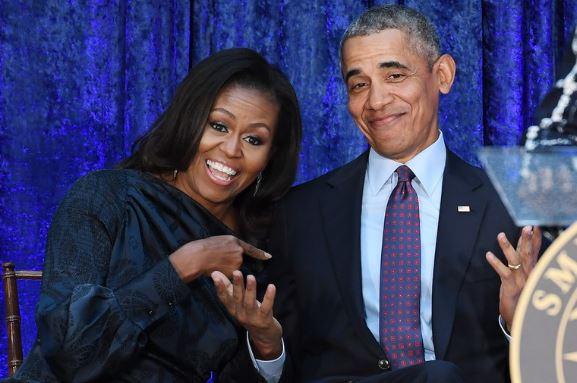 Black Panther Barack Obama