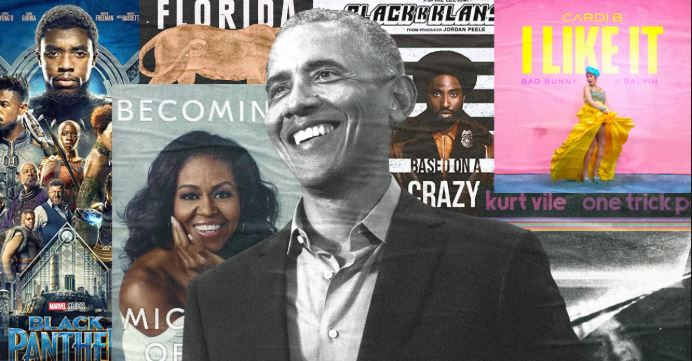 Photo of Black Panther Proudly Makes it to The Barack Obama's Favorite Movies of 2018 List