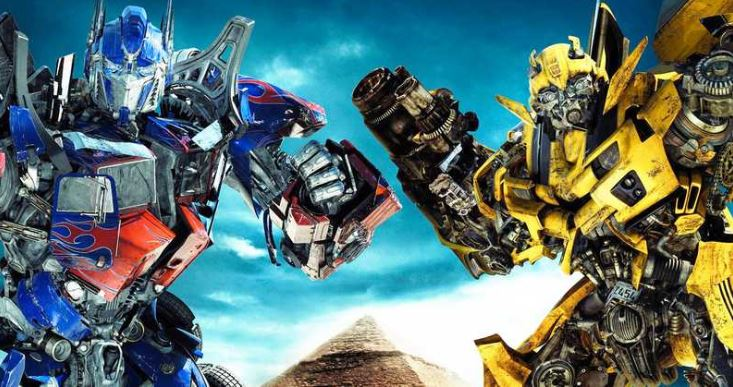 Optimus Prime Solo Movie Transformers