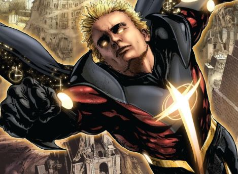 Star-Lord Weapon Powerful to Beat Superman