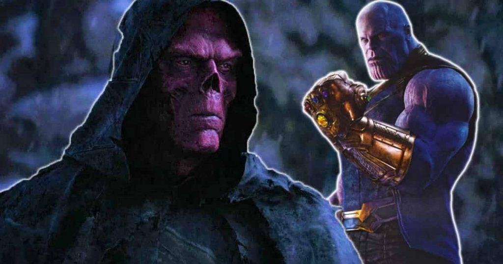 Avengers: Infinity War Red Skull