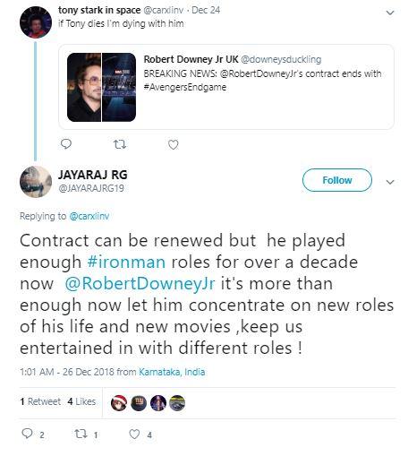 Robert Downey Jr. Marvel