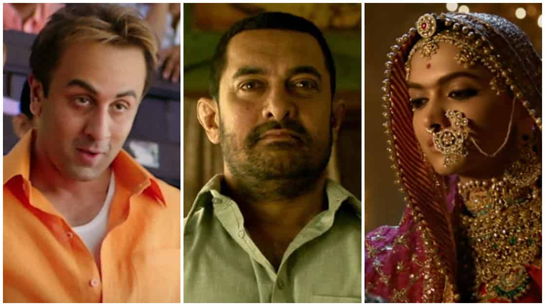 Highest Grossing Bollywood Movies of All Times